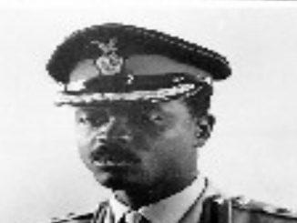 Brigadier Akwasi Amankwa Afrifa