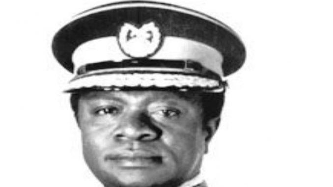 Colonel Ignatiaus Kutu Acheampong