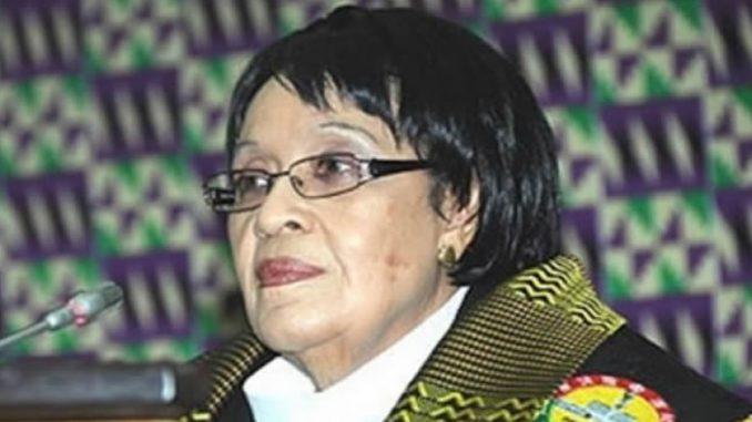 Joyce Adeline Bamford Addo